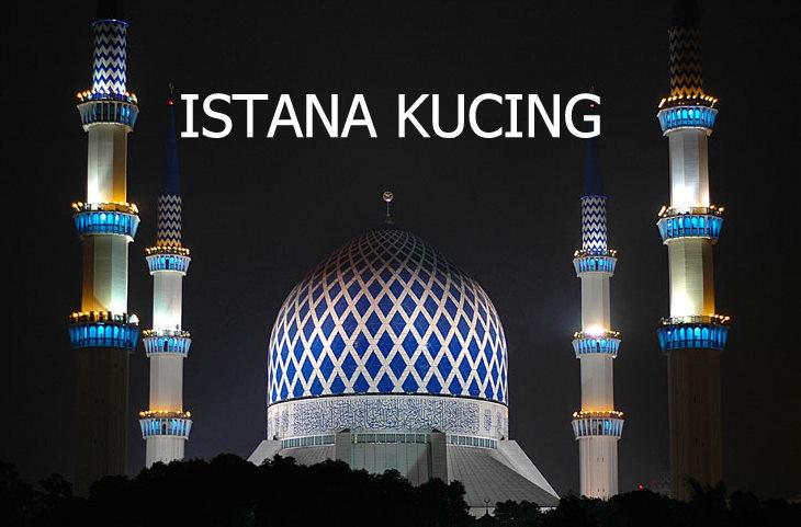 ISTANA KUCING