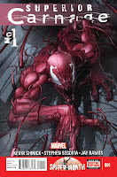 Superior Carnage #1 Cover