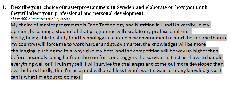 S i t i n o s march 2014 as written in my motivation letter for scholarship from the swedish institute i just want to share the reasons why i really want to continue my journey spiritdancerdesigns Image collections