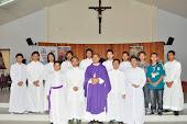AJP Komiti Pelayan Altar Paroki Tuaran 2011-2013