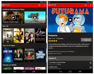 Download Netflix for Android