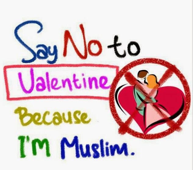 Inilah 6 Alasan Mengapa Kita Haram Merayakan Hari Valentine