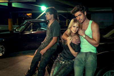 Zac Efron by Jacques Dequeker for John John Denim-3