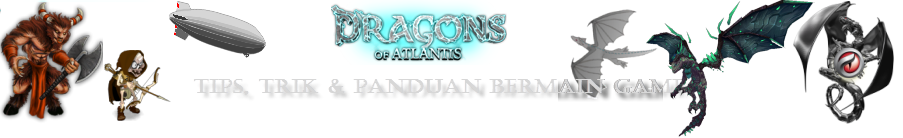 Dragons of Atlantis Indonesia