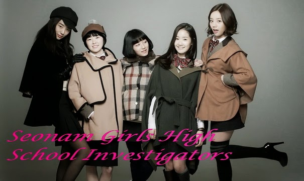 Seonam Girls High School Investigators Episode 2