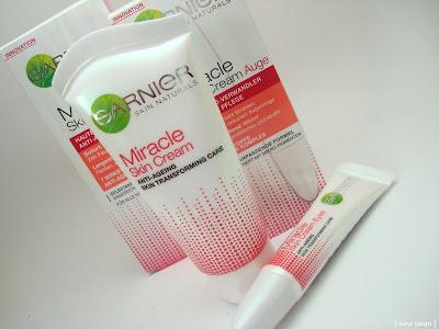 Die Miracle Skin Cream von Garnier