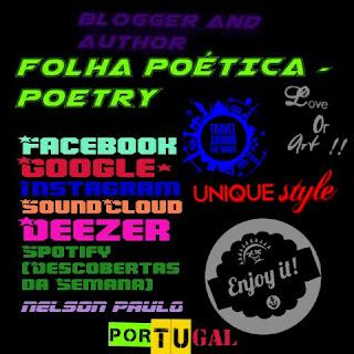 FOLHA POÉTICA - POETRY