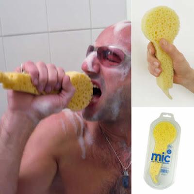 Microfono en el baño