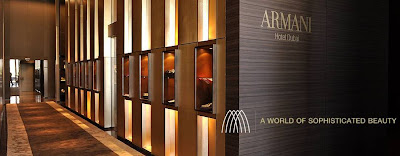 Hotel Dubai Armani Hotels en el blog TRW
