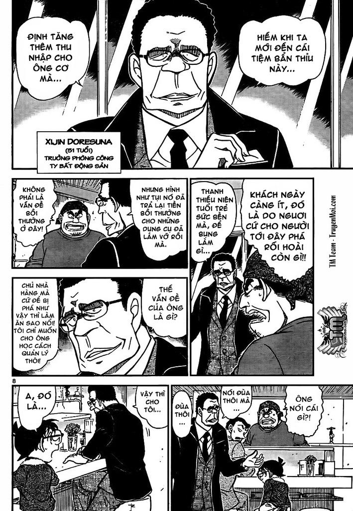 Thám Tử Lừng Danh Conan - Chapter 765 - Pic 8