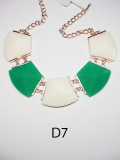 kalung aksesoris wanita d7