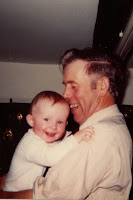 Me and my dad in 1980...