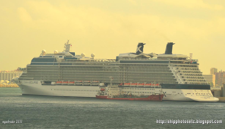 Photo Blog Cruise Ship Celebrity Eclipse