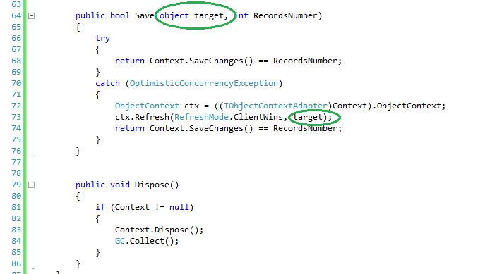 Generic Repository in ASP.NET MVC 4