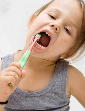 Microbiota of Severe Early Childhood Caries before and after Therapy