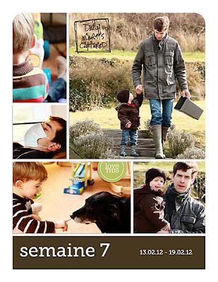 projet 52 semaines semaine 07 page de gauche