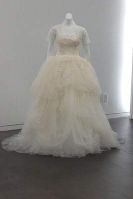 White Wedding Dress by Vera Wang
