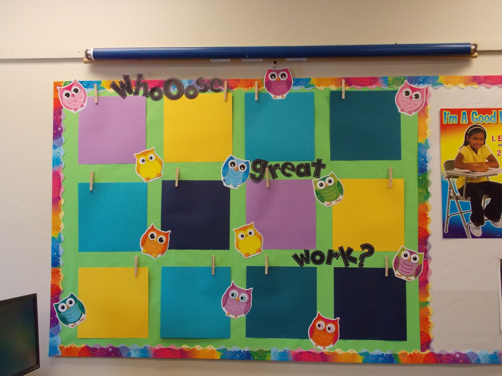Classroom Decoration Ideas For Grade 1 ~ A day in first grade back to school operation set up