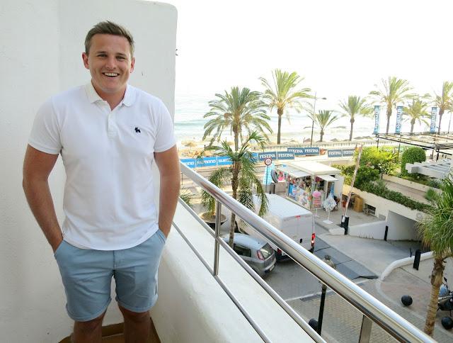Marbella Summer Holiday Hotel Balcony Sea View Boyfriend
