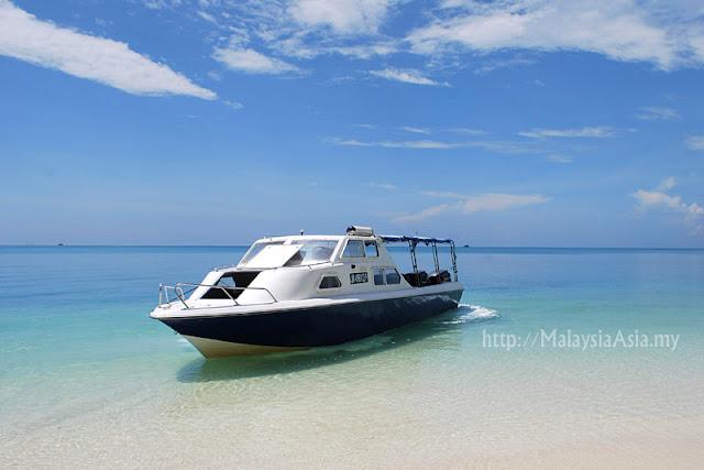 Photo of Mantanani Island