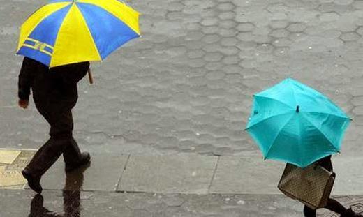 Αστατος ο καιρός και την Παρασκευή με βροχές και καταιγίδες