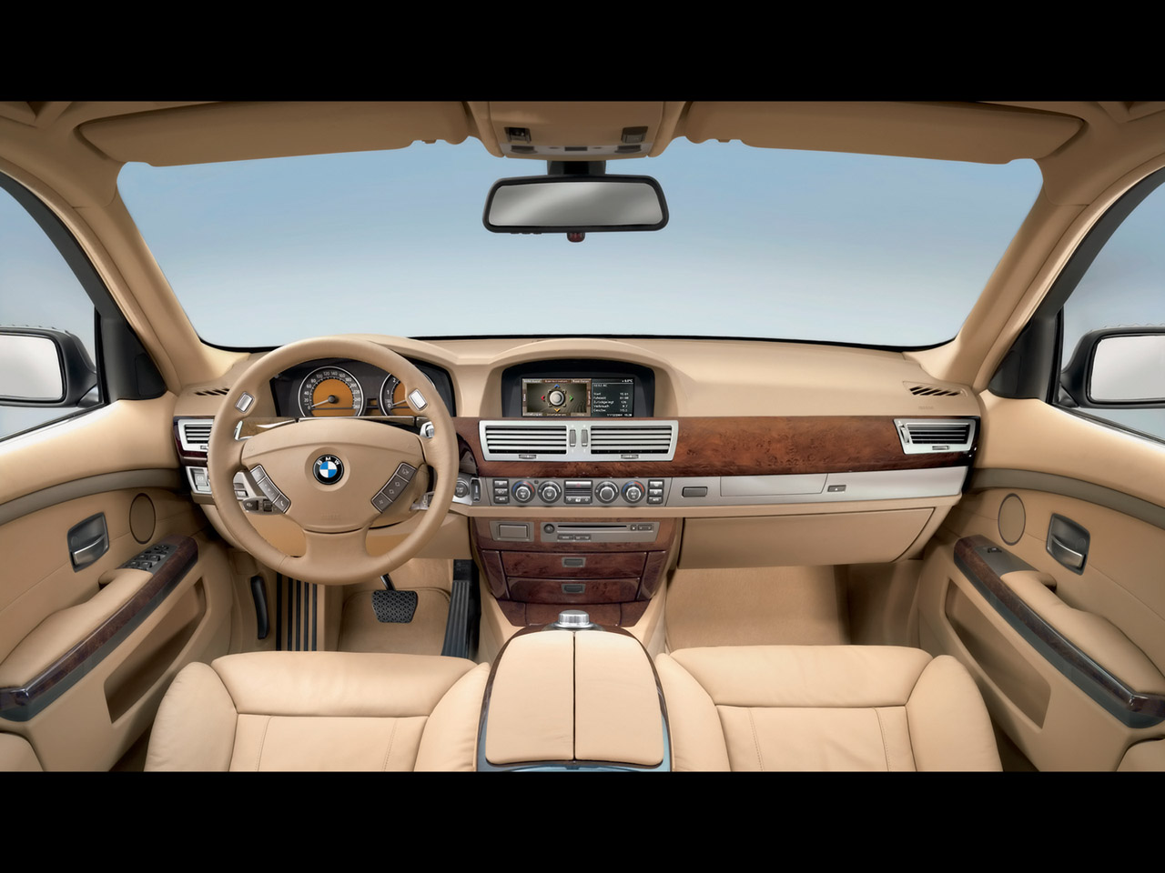 Cars wallpapers bmw cars interior