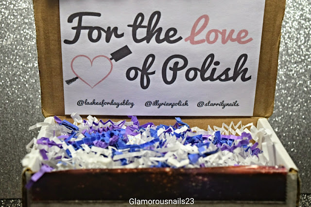 For The Love Polish May Box