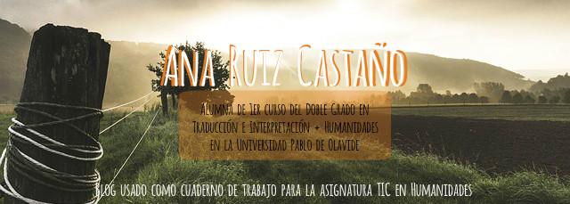 Ana Ruiz Castaño