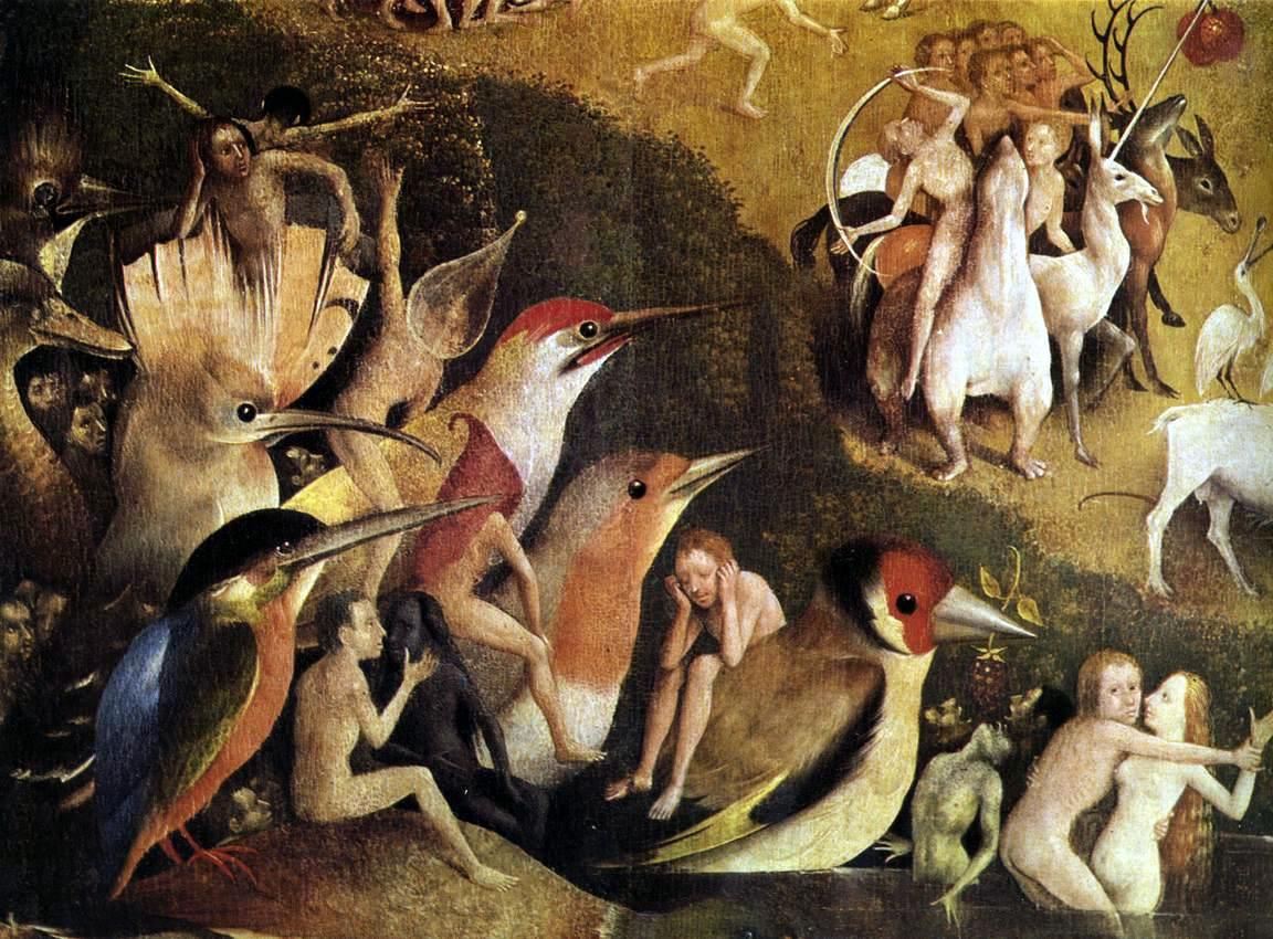 Il giardino delle esperidi hieronymus bosch pittore religioso for The garden of earthly delights
