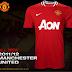 Manchester United Nike 2011-2012 Home Kit