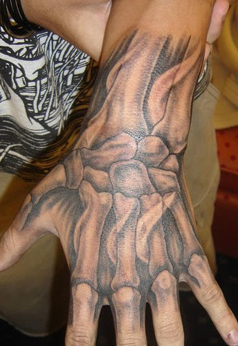 biomechanical tattoos tattoo