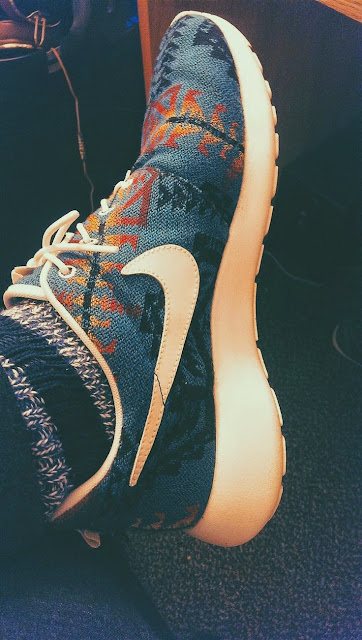 Summer and spring comfy style with NIKE