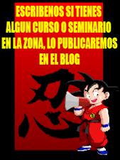 CURSOS Y SEMINARIOS DE ARTES MARCIALES