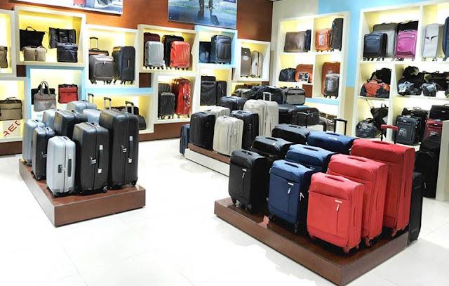 Onde comprar malas em Lisboa