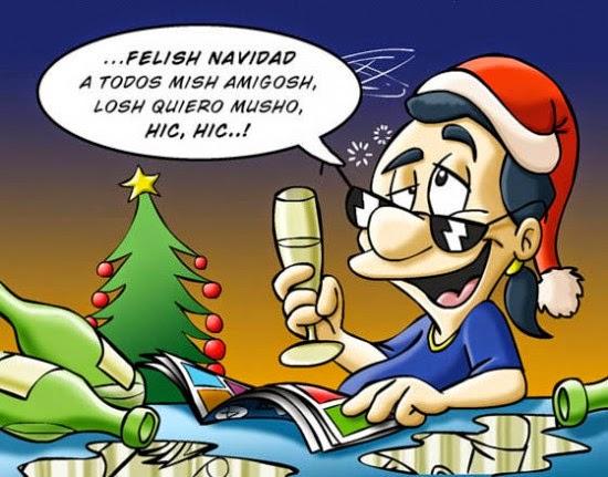 Lemas, dichos y frases chistosas de navidad