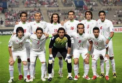 Foto pemain sepak bola