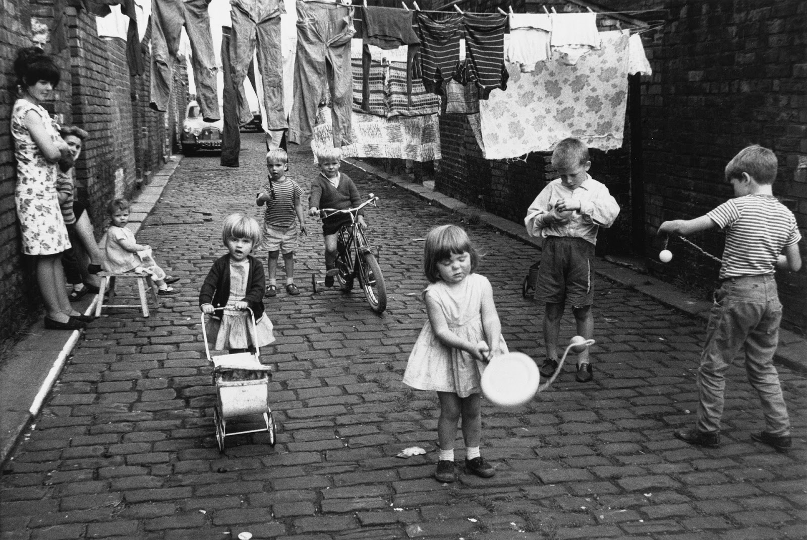 the last days of the slums 20 amazing vintage photographs