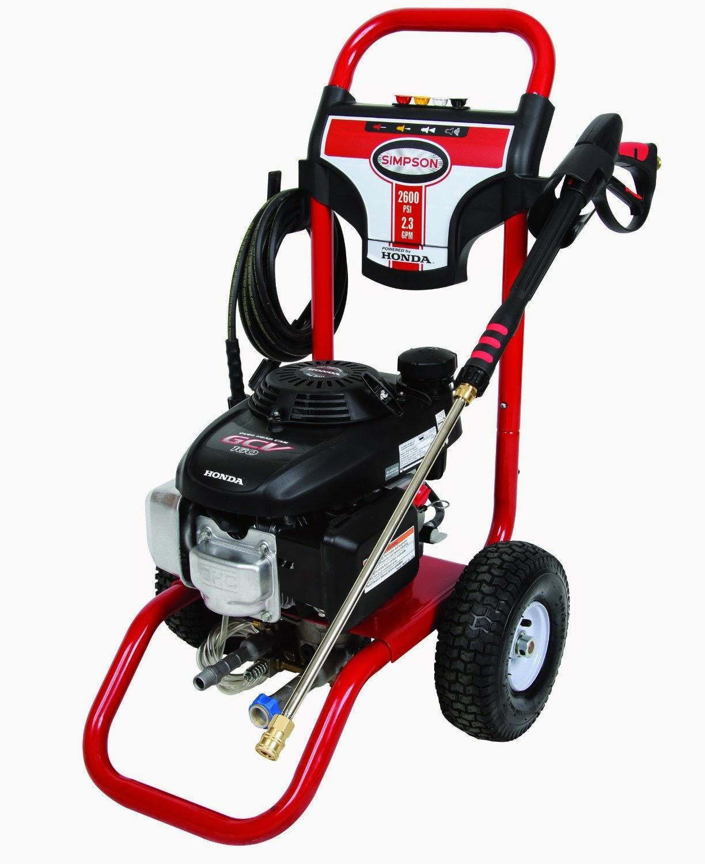 Honda pressure washer - Honda gcv 160 ...