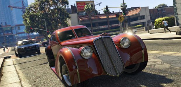 GTA 5 PS4 vs Xbox One Graphics Comparison