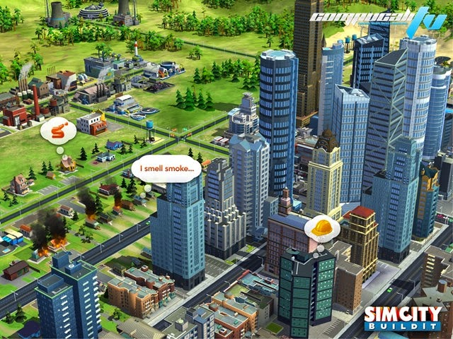 SimCity BuildIt Llega para Android