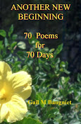 Another New Beginning 70 Poems for 70 Days