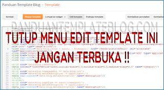 Kenapa Widget Blog Tidak Tampil