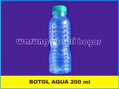Jual Botol Kemasan Plastik