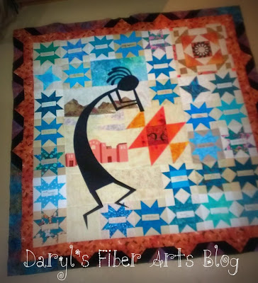 New Mexico Memory Quilt by Cathy Arney