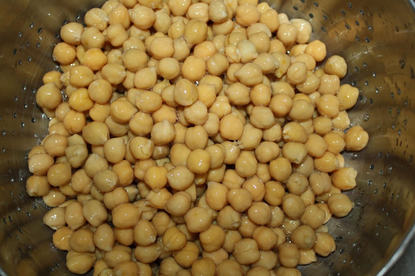La Cuciniera Moderna: RIcetta hummus