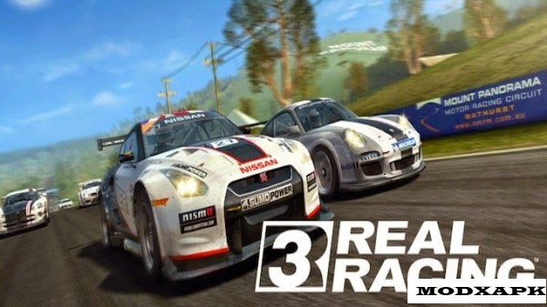 Download Real Racing 3 2.7.0 Mod APK (Unlimited Money & Gold)