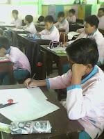 belajar, study, menulis, writing, di kelas, belajar di kelas, sdii al-abidin