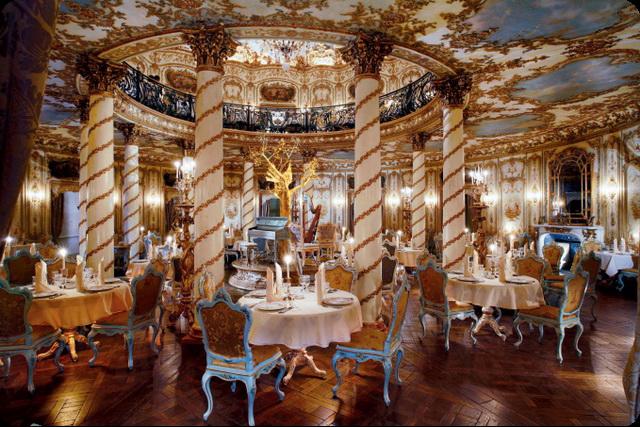 Самые пафосные рестораны Москвы
