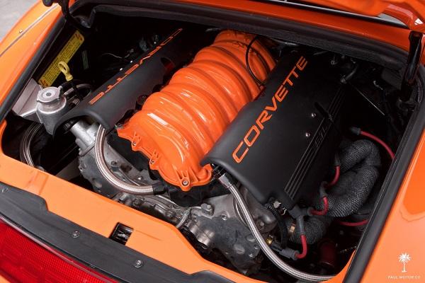 Porsche 911 modelo 993