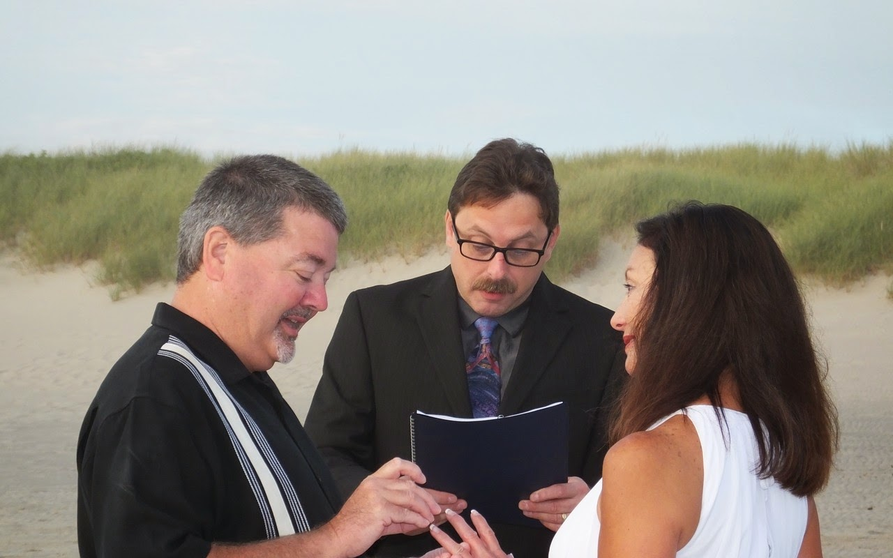 Oregon Coast Officiant Pacific City
